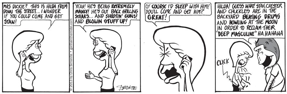 Hilda Almost Solves A Problem!