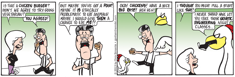 Ethical Chicken Eating