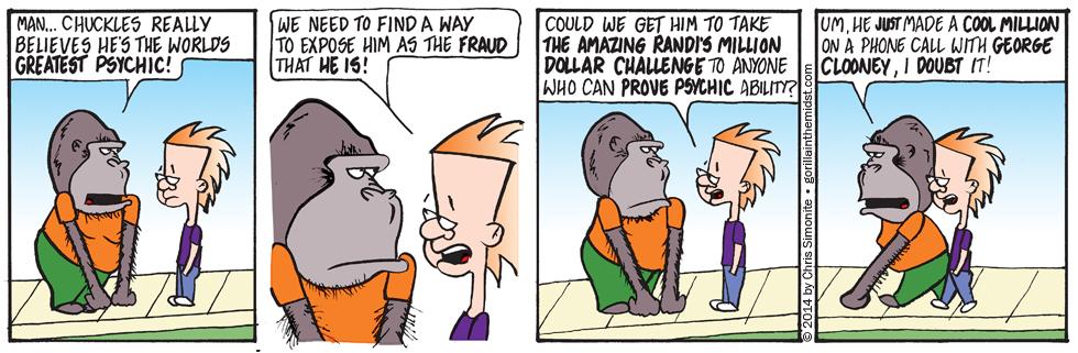 Million Dollar Challenge?